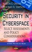 OWENS M.E. - Security in Cyberspace - 9781622573493 - V9781622573493