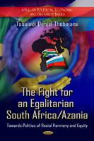 THOBEJANE T.D. - Fight for an Egalitarian South Africa / Azania - 9781622574353 - V9781622574353