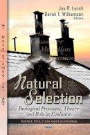 LYNCH J.R. - Natural Selection - 9781622574674 - V9781622574674