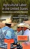 HART C.T. - Agricultural Labor in the United States - 9781622574711 - V9781622574711