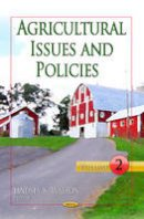 WATSON L.K. - Agricultural Issues & Policies - 9781622574728 - V9781622574728