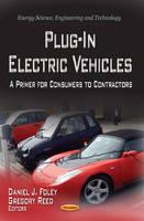 FOLEY D.J - Plug-In Electric Vehicles - 9781622575541 - V9781622575541