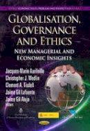 AURIFEILLE J M - Globalisation, Governance and Ethics - 9781622575787 - V9781622575787