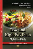 FERREIRA J.E. - Low and High-Fat Diets - 9781622577972 - V9781622577972