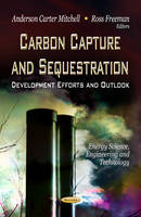 MITCHELL A.C. - Carbon Capture and Sequestration - 9781622578108 - V9781622578108