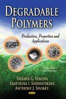 ZAIKOV G.E. - Degradable Polymers - 9781622578320 - V9781622578320