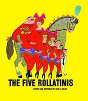 Balet, Jan - The Five Rollatinis - 9781623260538 - V9781623260538