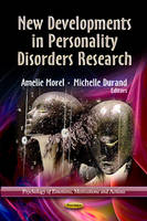 MOREL A. - New Developments in Personality Disorders Research - 9781624171185 - V9781624171185