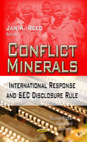 REED J.A. - Conflict Minerals - 9781624171246 - V9781624171246
