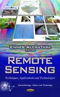 ALCANTARA E. - Remote Sensing - 9781624171406 - V9781624171406