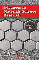 WYTHERS M.C. - Advances in Materials Science Research - 9781624171673 - V9781624171673
