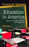 THOMPSON V.M. - Education in America - 9781624173059 - V9781624173059