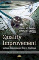 LOBDELL K.W. - Quality Improvement - 9781624173905 - V9781624173905