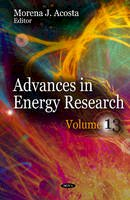 ACOSTA M.J. - Advances in Energy Research - 9781624174100 - V9781624174100