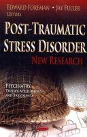 FOREMAN E. - Post-Traumatic Stress Disorder - 9781624174377 - V9781624174377