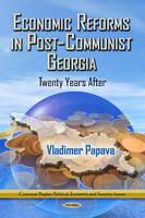 PAPAVA V. - Economic Reforms in Post-Communist Georgia - 9781624174490 - V9781624174490