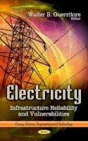 GUERRITORE W.B. - Electricity - 9781624176005 - V9781624176005