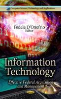 D ONOFRIO F. - Information Technology - 9781624176418 - V9781624176418