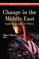 - Change in the Middle East - 9781624177514 - V9781624177514