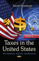 BRACKMAN S. - Taxes in the United States - 9781624178344 - V9781624178344