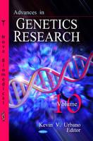 - Advances in Genetics Research - 9781624179280 - V9781624179280