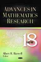 BASWELL, ALBERT R - Advances in Mathematics Research - 9781624179303 - V9781624179303