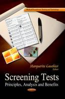 GAUTHIER, MARGUERITE - Screening Tests - 9781624179631 - V9781624179631