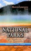 LORENZINI, MATTEO - National Parks - 9781626181311 - V9781626181311