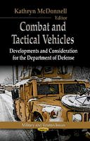 MCDONNELL, KATHRYN - Combat and Tactical Vehicles - 9781626181373 - V9781626181373