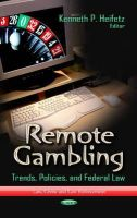 HEIFETZ, KENNETH P - Remote Gambling - 9781626181434 - V9781626181434