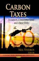 VIVEIROS, NEIL - Carbon Taxes - 9781626181489 - V9781626181489