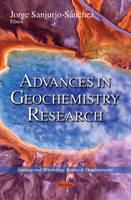 Sanjurjo-Sánchez, Jorge - Advances in Geochemistry Research - 9781626182455 - V9781626182455