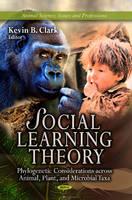 CLARK, KEVIN B - Social Learning Theory - 9781626182684 - V9781626182684