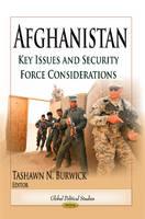 BURWICK, TASHAWN N - Afghanistan - 9781626184893 - V9781626184893
