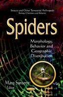 Santerre, Marq - Spiders - 9781626185173 - V9781626185173