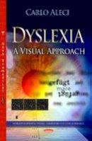 Aleci, Carlo - Dyslexia - 9781626185340 - V9781626185340