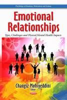 CHANGIZ MOHIYED - Emotional Relationships - 9781626189287 - V9781626189287