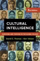 Thomas, David C., Inkson, Kerr C. - Cultural Intelligence: Surviving and Thriving in the Global Village - 9781626568655 - V9781626568655