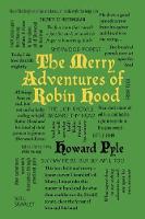 Pyle, Howard - The Merry Adventures of Robin Hood (Word Cloud Classics) - 9781626866089 - V9781626866089