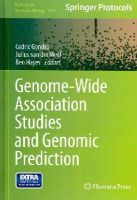 - Genome-Wide Association Studies and Genomic Prediction - 9781627034463 - V9781627034463