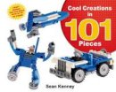 Kenney, Sean - Cool Creations in 101 Pieces (Christy Ottaviano Books) - 9781627790178 - V9781627790178