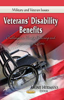 Hermans, Amine - Veterans' Disability Benefits: Challenges to Timely Processing and Improvement Efforts (Military and Veteran Issues) - 9781628080711 - V9781628080711