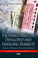 Bahmani-Oskooee, Mohsen - Exchange Rates in Developed and Emerging Markets - 9781628081640 - V9781628081640