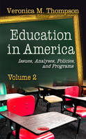 Thompson, Veronica M. - Education in America - 9781628081961 - V9781628081961
