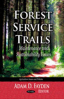 MOHAMED SAID AT - Forest Service Trails - 9781628088342 - V9781628088342