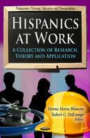 BLANCERO D.M. - Hispanics at Work - 9781628088557 - V9781628088557