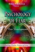 MERRICK, J - Psychology of Fear - 9781628088885 - V9781628088885