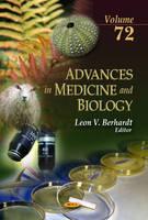 Leon V Berhardt - Advances in Medicine & Biology - 9781628089677 - V9781628089677