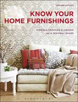 Elsasser, Virginia Hencken, Sharp, Julia - Know Your Home Furnishings - 9781628927566 - V9781628927566