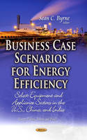 BYRNE, SEAN C - Business Case Scenarios for Energy Efficiency - 9781629480763 - V9781629480763